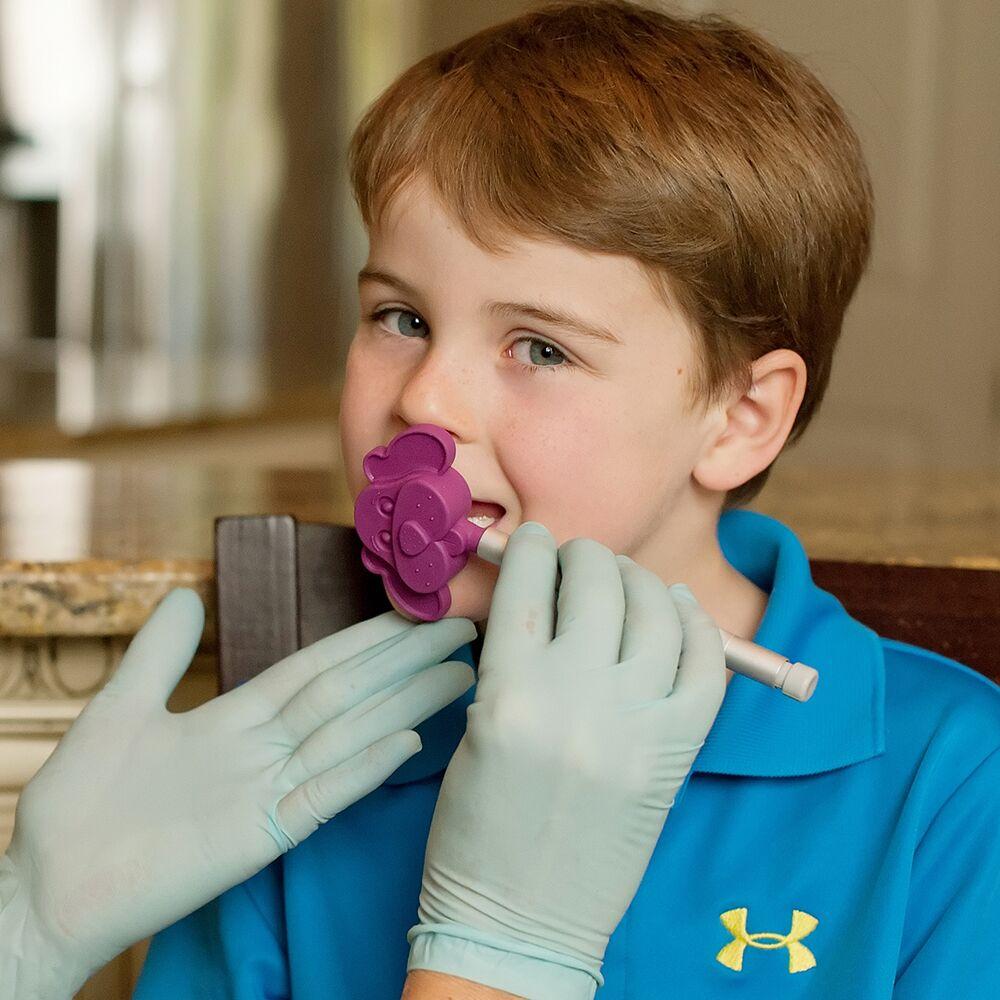Dụng cụ trị liệu cho trẻ chậm nói